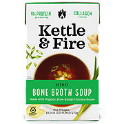Kettle & Fire Miso Soup