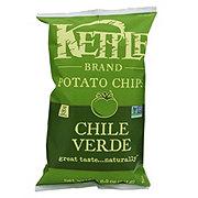 Kettle Brand Potato Chips Chile Verde
