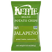 Kettle Hot Jalapeno Potato Chips