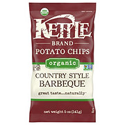 Kettle Kettle Organic BBQ Potato Chips