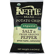 Kettle Kettle Salt & Pepper Potato Chips