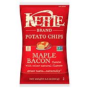 Kettle Potato Chips, Maple Bacon