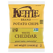 Kettle Potato Chips, New York Cheddar