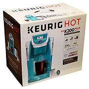 Keurig K200 Brewing System, Turquoise