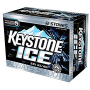 Keystone Ice Beer 12 PK Cans