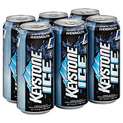 Keystone Ice Beer 6 PK Cans
