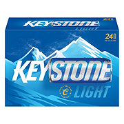 Keystone Light Beer 12 oz Cans