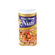Khao Shong Mixed Nuts Arare