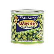 Khao Shong Wasabi Coated Green Peas