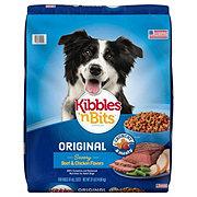 Kibbles 'n Bits Original Savory Beef And Chicken Flavor Dry Adult Dog Food