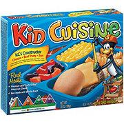 Kid Cuisine Cheeseburger Builder