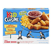 Kid Cuisine Mini Corn Dogs