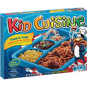 Kid Cuisine Twist & Twirl Spaghetti with Mini Meatballs