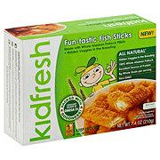 Kidfresh Funtastic Fish Sticks Entree