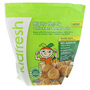 Kidfresh Mighty Meaty Chicken Meatballs Value Pack