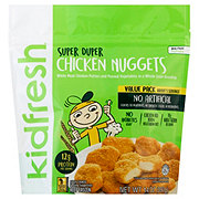 Kidfresh Super Duper Chicken Nuggets Value Pack