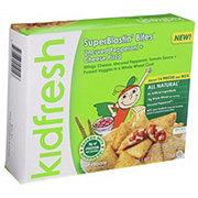 Kidfresh SuperBlastin' Bites Pepperoni + Cheese Pizza