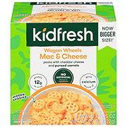 Kidfresh Wagon Wheels Mac 'n Cheese Value Pack