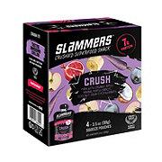 Kids Gourmet Organic Slammers Pomegranate Grape Crush