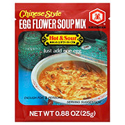 Kikkoman Chinese Style Egg Flower Hot and Sour Soup Mix