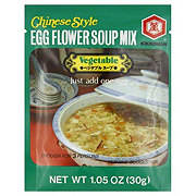 Kikkoman Chinese Style Egg Flower Vegetable Soup Mix