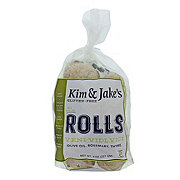 Kim & Jake's Gluten-Free Gluten Free Mini Rolls