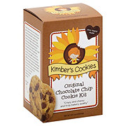 Kimbers Cookies Chocolate Chip Cookie Kit