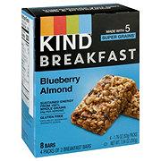Kind Breakfast Bar Blueberry Almond