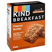 Kind Breakfast Peanut Butter Bars