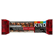 Kind Dark Chocolate Hazelnut Spice Bar
