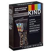 Kind Dark Chocolate Mocha Almond Bars