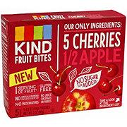 Kind Fruit Bites Cherry Apple