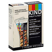 Kind Fruit & Nut Dark Chocolate Almond & Coconut Bars