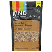 Kind Healthy Grains Almond Butter Whole Grain Clusters Granola