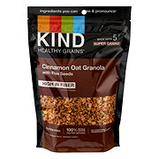 Kind Healthy Grains Cinnamon Oat Clusters with Flax Seeds Granola