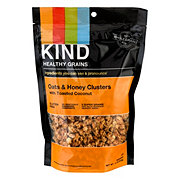 Kind Healthy Grains Oats and Honey Clusters with Toasted Coconut