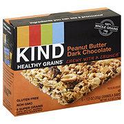 Kind Healthy Grains Peanut Butter Dark Chocolate Bars