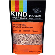 Kind Healthy Grains Peanut Butter Whole Grain Clusters Granola