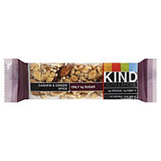Kind Nuts and Spices Cashew and Ginger Spice Bar