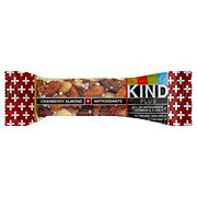 Kind Plus Cranberry Almond + Antioxidants Nutrition Bar