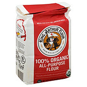 King Arthur Flour 100% Organic All Purpose Flour