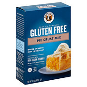 King Arthur Flour Gluten-Free Pie Crust Mix