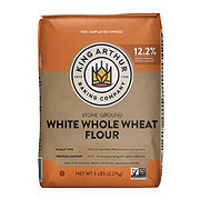 King Arthur Unbleached White Whole Wheat Flour