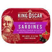 King Oscar Mediterranean Style Sardines
