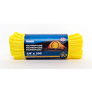 KINGCORD - MIBRO Yellow Twisted Polypropylene Rope - Hanked