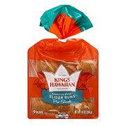 Kings Hawaiian Slider Buns Original