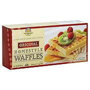 Kinnikinnick Foods Original Homestyle Waffles
