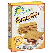 Kinnikinnick Foods S'moreables Graham Style Crackers