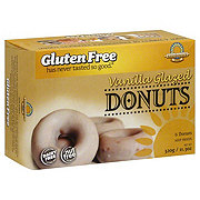 Kinnikinnick Gluten Frtt Vanilla Glazed Donuts