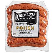 Kiolbassa Polish Style Sausage